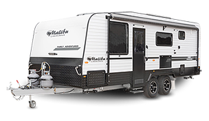 Malibu Caravans Family Adventurer Road