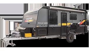 Malibu Caravans Raider